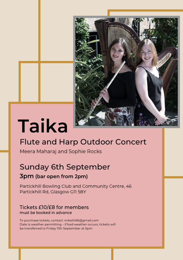 Taika Outdoor Concert