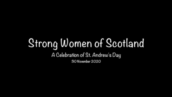Strong Women of Scotland